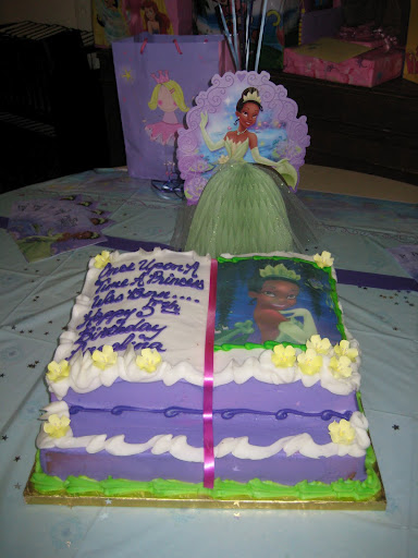 Princess And The Frog Party Ideas New York